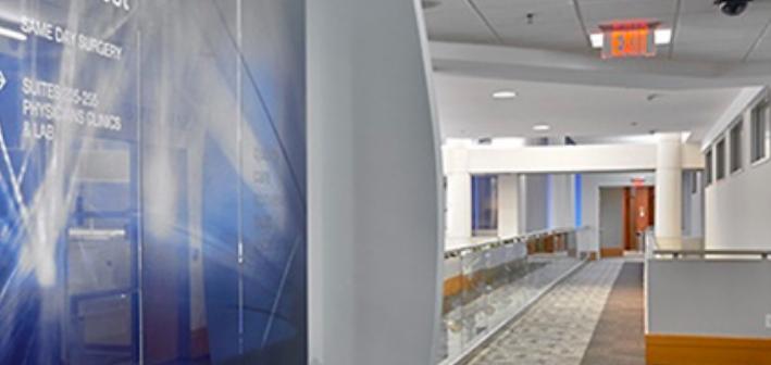 interior of surgery center photo